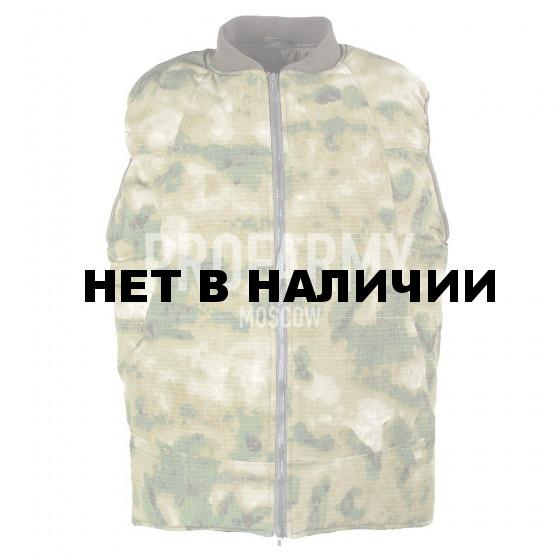 Жилет утепленный ВКБО рип-стоп мох
