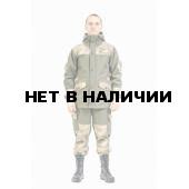 "Костюм летний ""Беркут"" цвет ""OLIVE/A-TACS AU"" 35/65-100% хлопок (Канвас)"