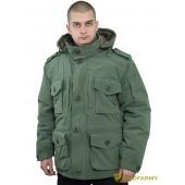 Куртка Смок-3 мембрана олива