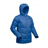Куртка пуховая женская BASK ICICLE синяя