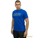 Футболка Army Honour Guard синяя триколор
