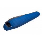 Спальный мешок BASK PACIFIC M -24 синий/серый
