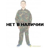 Костюм СКС Пионер детский Woodland рип стоп
