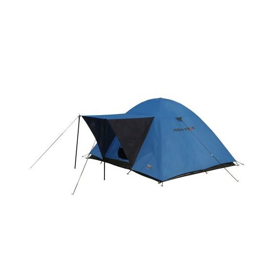 Палатка Texel 4 синий/серый, 220х240 см, 10179