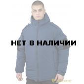 Куртка зимняя ВКБО мембрана синяя