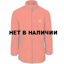 Куртка Sunny Polartec 200 orange/grey