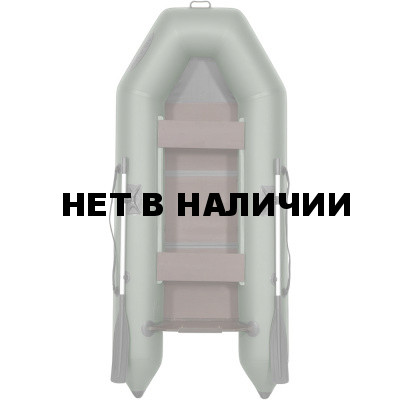 Лодка моторно-гребная ПВХ Лоцман М-280 ЖС