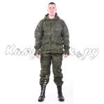 Костюм Снайпер-2 рип-стоп с налокотниками и наколенниками ЕМР