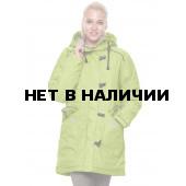Куртка пуховая женская BASK ALBERTA фисташковая