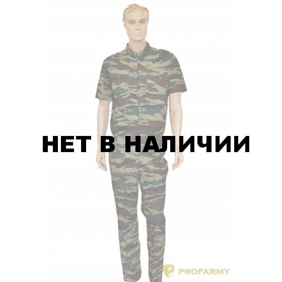 Костюм Р-2М (Барс оригинал) на молнии (Зеленый камыш)