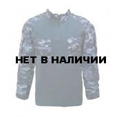 Джемпер МПА-11 серо-голубая цифра МВД