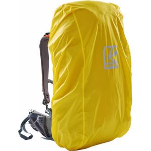 Накидка для рюкзака BASK RAINCOVER L 55-95 литров желтая