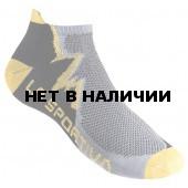 Носки CLIMBING SOCKS Grey/Yellow, 29RGY