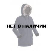 Удлиненная женская куртка-парка BASK MEDEA V2 темно-синяя