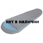 Мешок спальный TR 300 антрацит/синий, правая молния, 23013