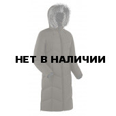 Пальто пуховое женское BASK ROUTE V3 коричневое