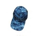 Бейсболка Полиция (синяя цифра)