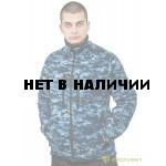 Куртка флис HUSKY MPF-19 цифра МВД
