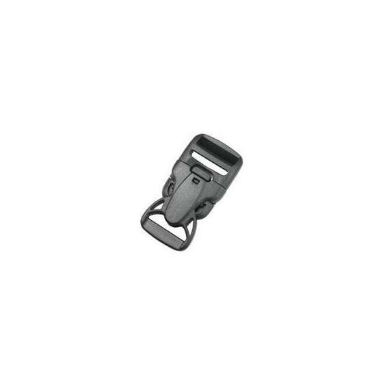 Пряжка фастекс с замком 25 мм 1-08429/1-08430 (2 части) одна регулировка оливковый Duraflex