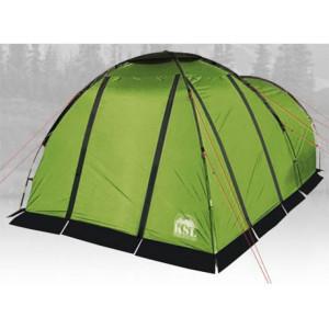 Палатка KANZAS 4 green 420x240x170 cm, 6160.4201