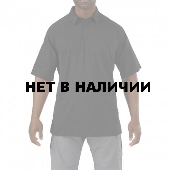 Рубашка 5.11 Rapid Performance Polo - Short Sleeve dark navy