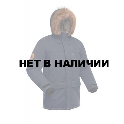 Мужская куртка-парка Баск ARADAN синий тмн