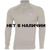 Термобелье Циклон футболка L/S серо-оливковая