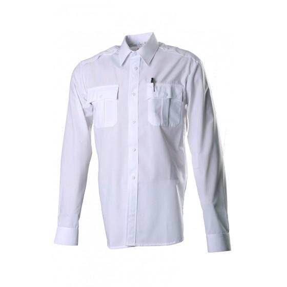 527 сорочка, длинный рукав, сорочечная