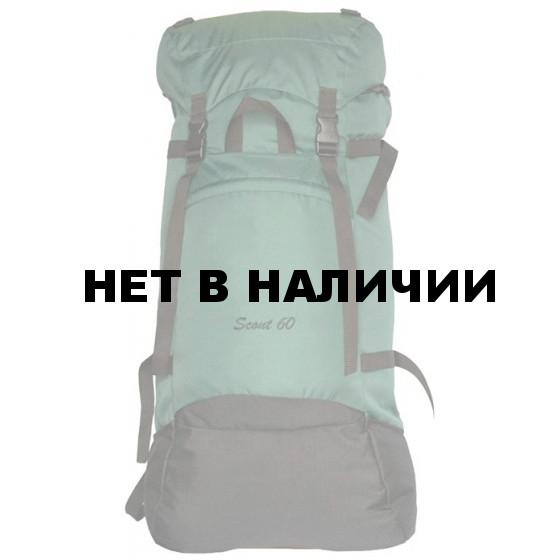 Рюкзак Скаут 60л цвет темно-зеленый