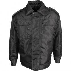 Куртка Дельта черная полиэстер
