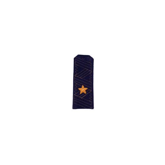 Погоны генерал-майор ВДВ-ВВС с хлястиком повседневные