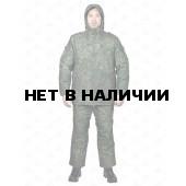 Костюм всесезонныйМПА-38-01 (ткань курточная мембрана) зеленая цифра