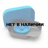 Портативный набор посуды CAMP-A-BOX® BASIC LIGHT BLUE, W302633