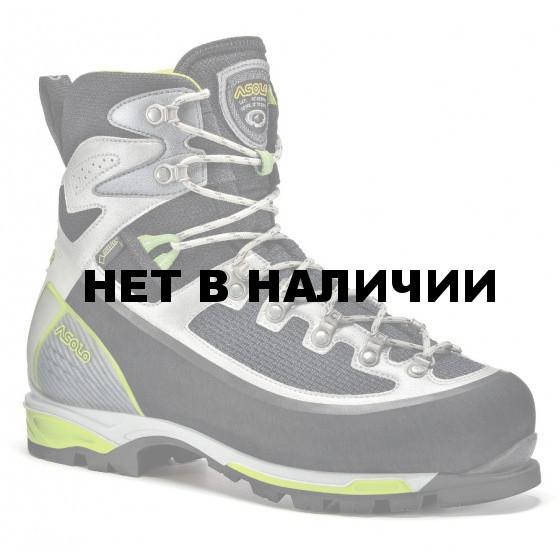 Ботинки для альпинизма Asolo Alpine 6b+ Gv ML Black-green