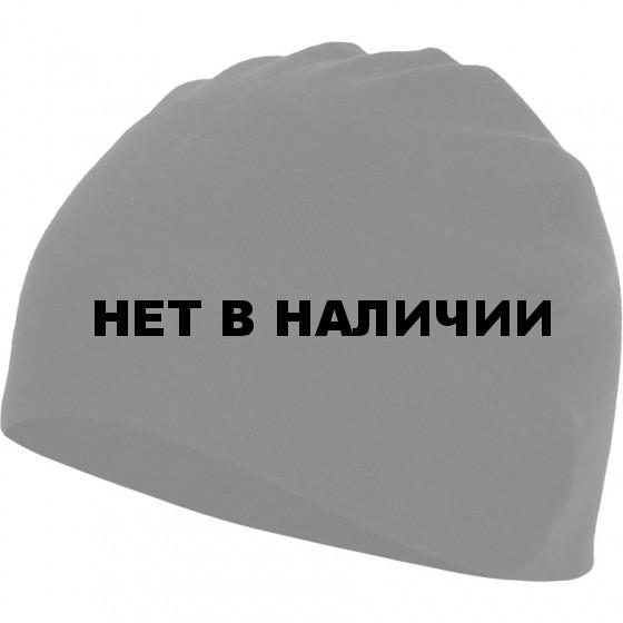 Шапка трикотажная мод 208 черная