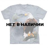 Футболка The Mountain Белоголовые орланы 10-3272