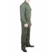 Костюм общевойсковой повседневный с длинным рукавом Зеленый, ткань Тропикаль полушерстяной