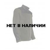 Флисовая куртка ELF хаки + чёрный 280г/м2