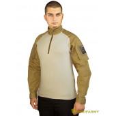 Рубашка тактическая Condor 210 TPR-07 coyote brown