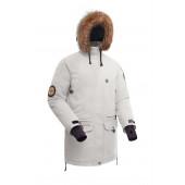 Куртка пуховая женская BASK IREMEL белый