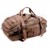 Дорожная сумка Путник зеленая цифра