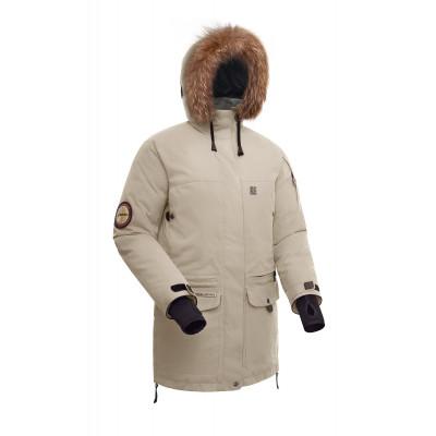 Женская пуховая куртка-парка BASK IREMEL бронзовая