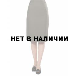 Юбка летняя ВВ (облегченная), ткань габардин хаки