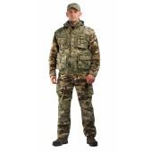 Флисовый мужской костюм Gerkon Atak-2 цвет Мультикам