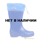 Сапоги женские Аврора (синий) 1314