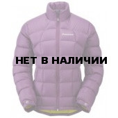 Пуховка женская ANTI-FREEZE JKT, M berry/black, FANJABERM2