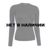Термобелье футболка женская BASK MERINO WOOL LJ черная