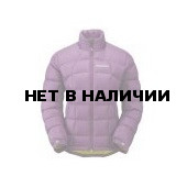 Пуховка женская ANTI-FREEZE JKT, S berry/black, FANJABERB2