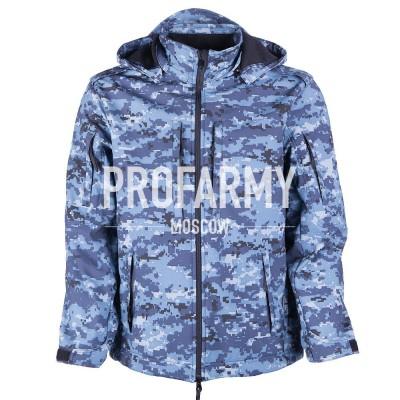Куртка Mistral XPS19-4 цифра МВД