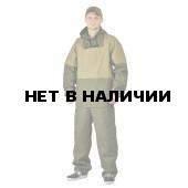 Костюм противоэнцефалитный цвет: Т.ХАКИ/СВ.ХАКИ, ткань : Палатка-235